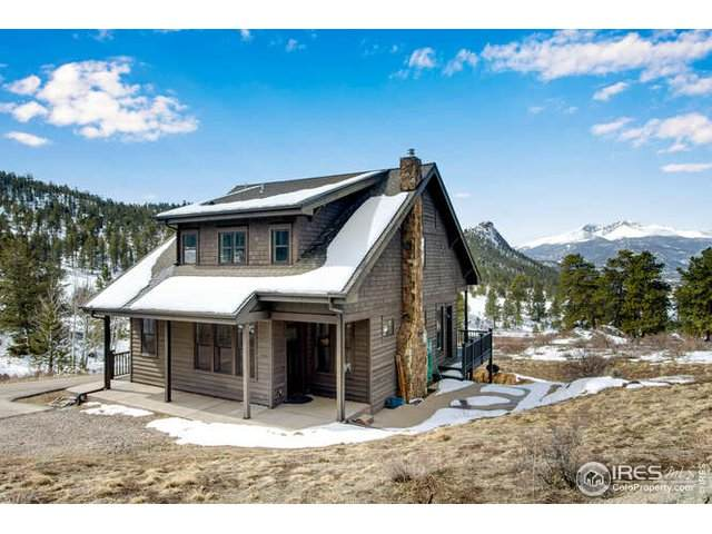 3283 H Bar G Rd, Estes Park, CO 80517 (MLS #938792) :: Bliss Realty Group