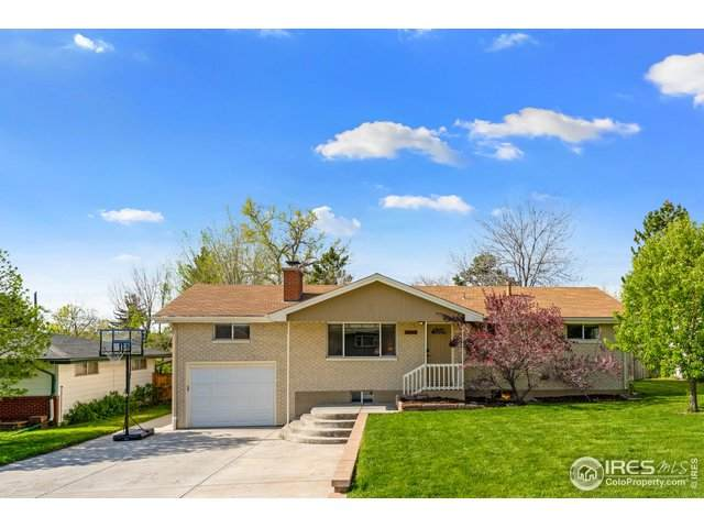 1816 W 11th St, Loveland, CO 80537 (MLS #940173) :: Keller Williams Realty