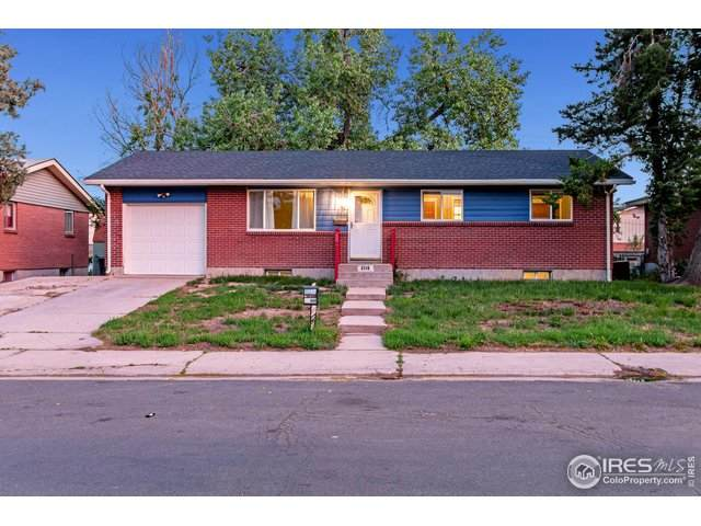 2116 27th St, Greeley, CO 80631 (MLS #941954) :: RE/MAX Alliance