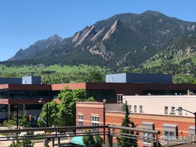 900 Pearl St #301, Boulder, CO 80302 (#942093) :: milehimodern