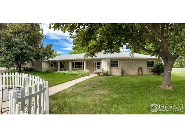12809 Hillcrest Dr, Longmont, CO 80504 (MLS #942678) :: 8z Real Estate