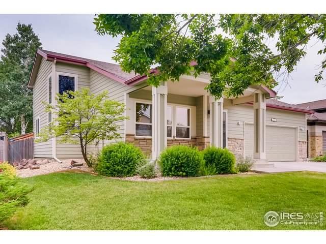 3233 Reedgrass Ct, Fort Collins, CO 80521 (MLS #943487) :: Jenn Porter Group
