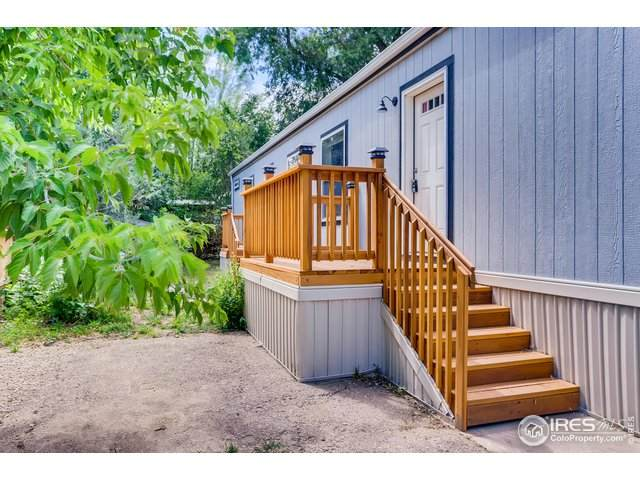 5505 Valmont Rd #56, Boulder, CO 80301 (MLS #4335) :: Wheelhouse Realty