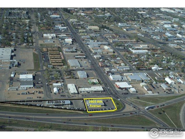 2805 8th Ave, Greeley, CO 80631 (MLS #786184) :: 8z Real Estate