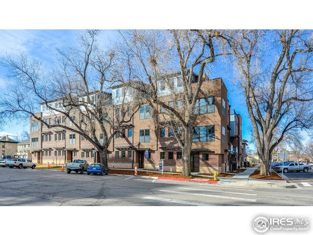 252 E Olive St #7, Fort Collins, CO 80524 (MLS #797101) :: 8z Real Estate