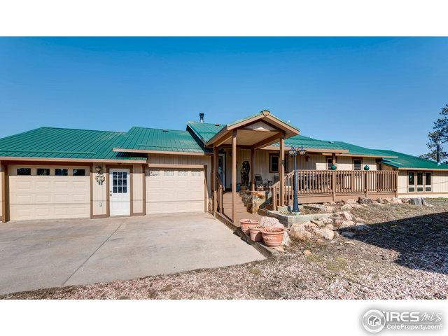 164 Main St, Red Feather Lakes, CO 80545 (MLS #816607) :: 8z Real Estate