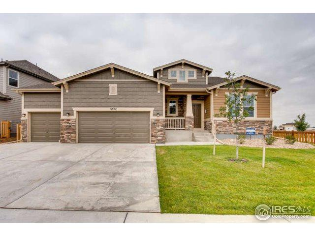 5357 Hallowell Park Dr, Timnath, CO 80547 (#820121) :: The Peak Properties Group