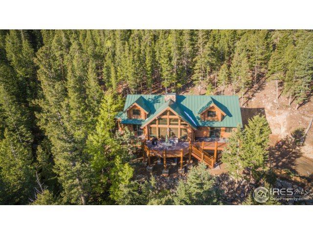 1490 Hummingbird Dr, Estes Park, CO 80517 (MLS #822614) :: 8z Real Estate