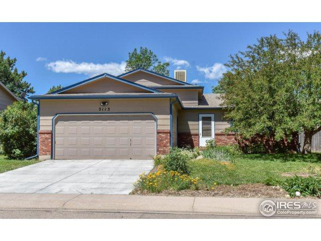 3113 Boone St, Fort Collins, CO 80526 (#823106) :: The Peak Properties Group