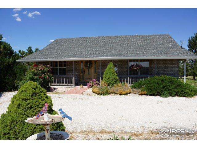 19393 County Road V, Fort Morgan, CO 80701 (MLS #824044) :: 8z Real Estate