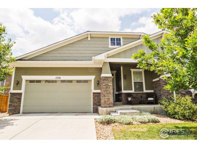1570 Hickory Dr, Erie, CO 80516 (MLS #824662) :: 8z Real Estate