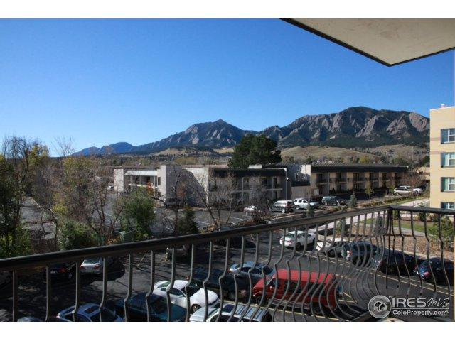 805 29th St #410, Boulder, CO 80303 (MLS #825919) :: The Daniels Group at Remax Alliance