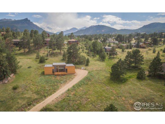 808 Whispering Pines Dr, Estes Park, CO 80517 (MLS #827574) :: 8z Real Estate