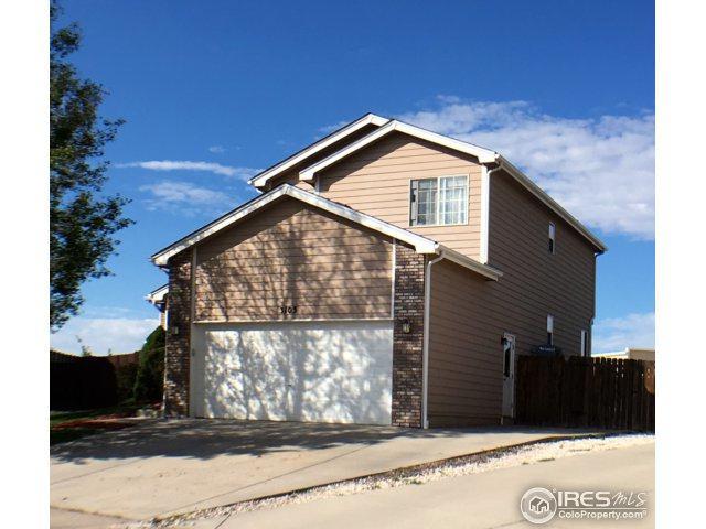 3103 Horseshoe Ct, Evans, CO 80620 (MLS #828153) :: 8z Real Estate