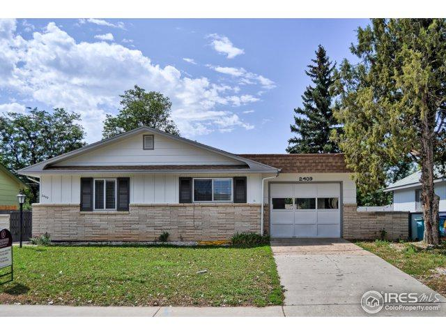 2409 W Elizabeth St, Fort Collins, CO 80521 (MLS #829443) :: 8z Real Estate