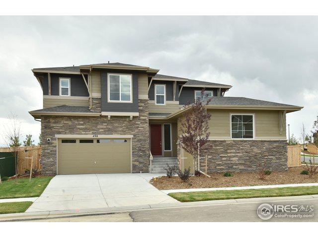 498 W 130th Ave, Westminster, CO 80234 (MLS #840169) :: Downtown Real Estate Partners