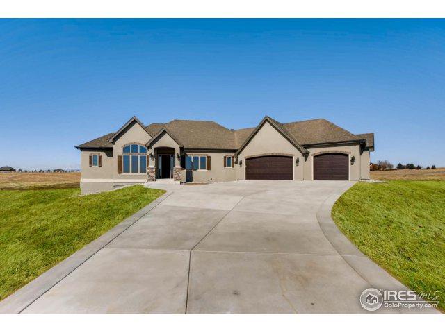 39547 Hilltop Cir, Severance, CO 80610 (MLS #844064) :: 8z Real Estate