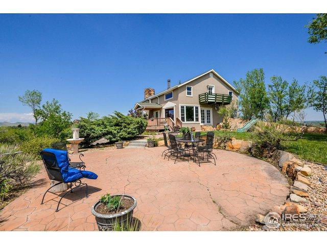 3200 Stoney Ridge Rd, Laporte, CO 80535 (MLS #850668) :: Downtown Real Estate Partners