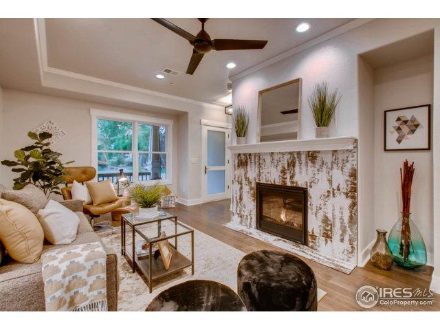 1034 W Mountain Ave, Fort Collins, CO 80521 (MLS #853549) :: Downtown Real Estate Partners
