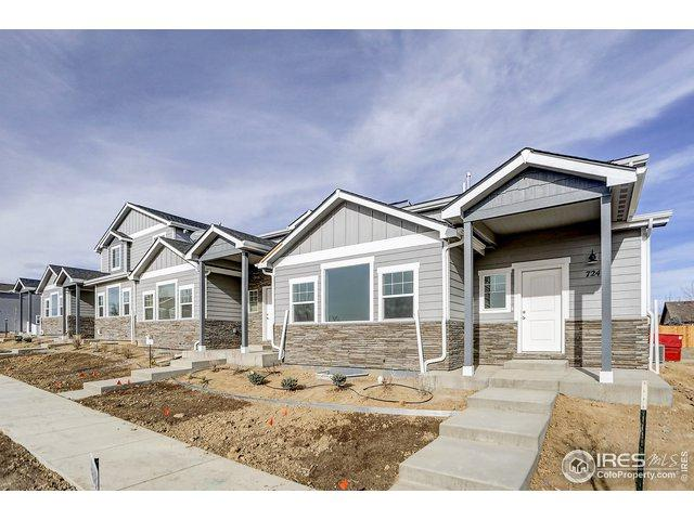 724 Finch Dr, Severance, CO 80550 (MLS #855226) :: The Lamperes Team