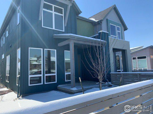 1360 Snowberry Ln A, Louisville, CO 80027 (MLS #856442) :: Keller Williams Realty