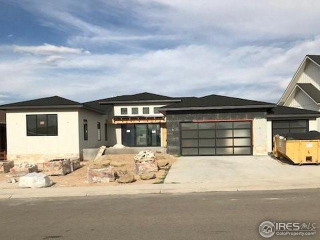 4065 Ridgeline Dr, Timnath, CO 80547 (MLS #857960) :: The Lamperes Team