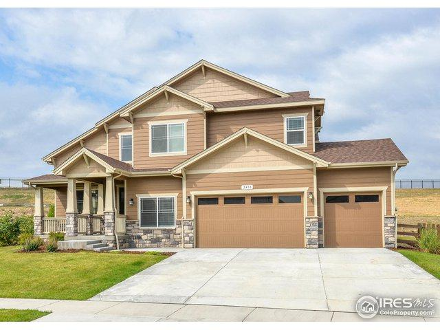 2403 Palomino Dr, Fort Collins, CO 80525 (#858806) :: The Peak Properties Group