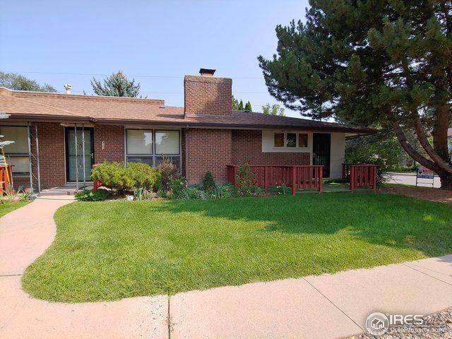 427 E Drake Rd #3, Fort Collins, CO 80525 (MLS #860066) :: The Daniels Group at Remax Alliance