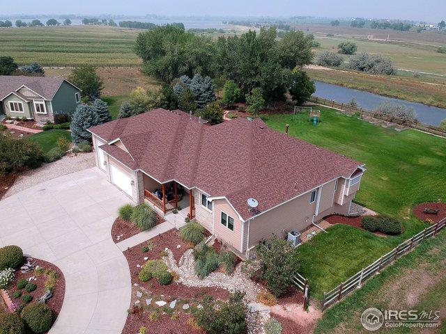 1436 Red Fox Cir, Severance, CO 80550 (MLS #860335) :: 8z Real Estate