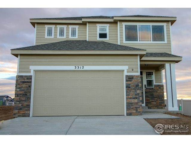 3312 San Carlo Ave, Evans, CO 80620 (MLS #861673) :: The Daniels Group at Remax Alliance