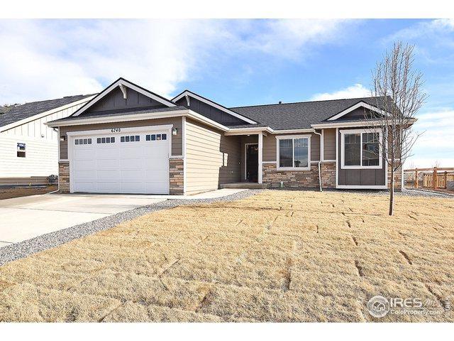 6740 Sage Meadows Dr, Wellington, CO 80549 (MLS #863947) :: Kittle Real Estate