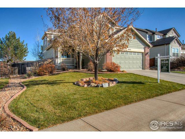 1613 Pintail Ct, Johnstown, CO 80534 (MLS #866584) :: Kittle Real Estate