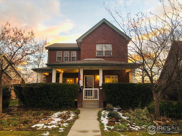 215 E Michigan Ave, Berthoud, CO 80513 (MLS #866779) :: Kittle Real Estate