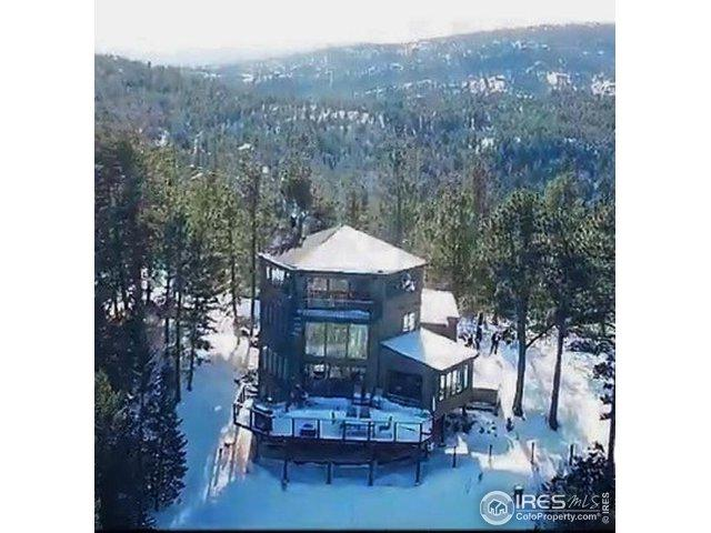 1175 Peakview Cir, Boulder, CO 80302 (MLS #867420) :: 8z Real Estate