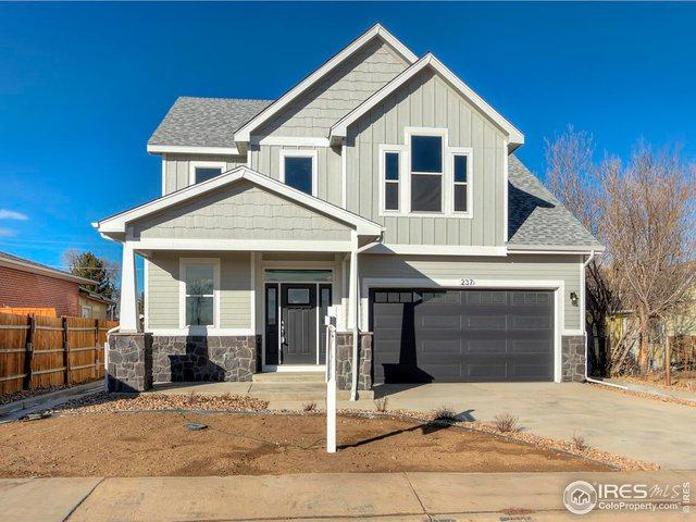 237 E 8th St, Frederick, CO 80530 (MLS #869794) :: The Daniels Group at Remax Alliance