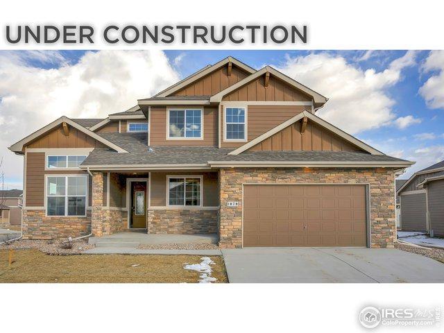 572 Ellingwood Pointe Dr, Severance, CO 80550 (MLS #869823) :: Kittle Real Estate