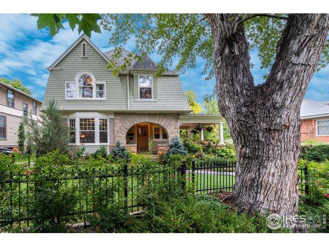 637 Pine St, Boulder, CO 80302 (MLS #870556) :: 8z Real Estate