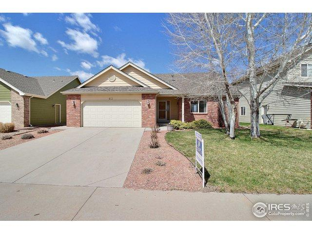 613 63rd Ave, Greeley, CO 80634 (MLS #878033) :: Sarah Tyler Homes