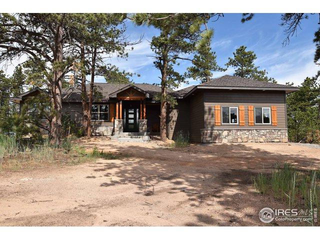 1999 Fox Acres Dr, Red Feather Lakes, CO 80545 (MLS #878488) :: June's Team