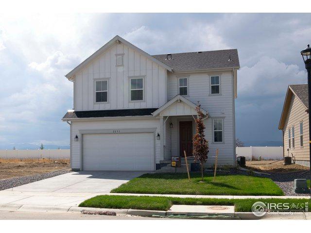 2293 Barela Dr, Berthoud, CO 80513 (MLS #880752) :: Kittle Real Estate