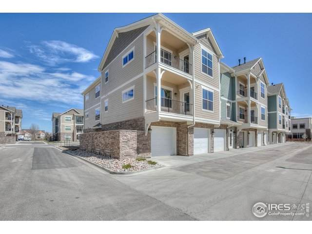 4780 Hahns Peak Dr #207, Loveland, CO 80538 (MLS #882268) :: Kittle Real Estate