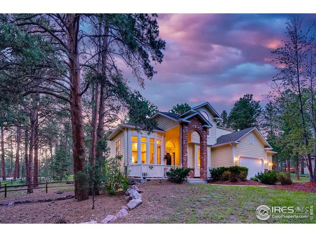 50 Long Bow Cir, Monument, CO 80132 (MLS #884499) :: Keller Williams Realty