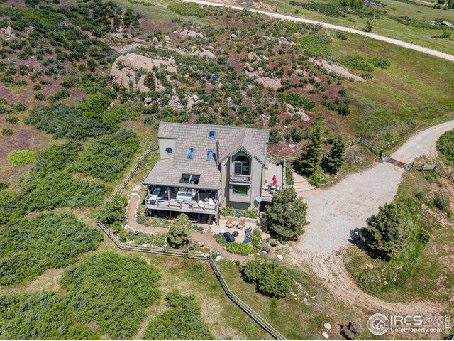 1068 Bonner Springs Ranch Rd, Laporte, CO 80535 (MLS #886227) :: Hub Real Estate