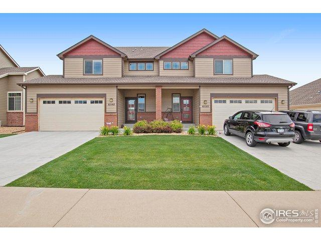 6148 W 8th St, Greeley, CO 80634 (MLS #886789) :: Hub Real Estate