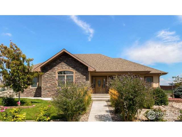 1613 Carriage Dr, Eaton, CO 80615 (#893278) :: The Peak Properties Group
