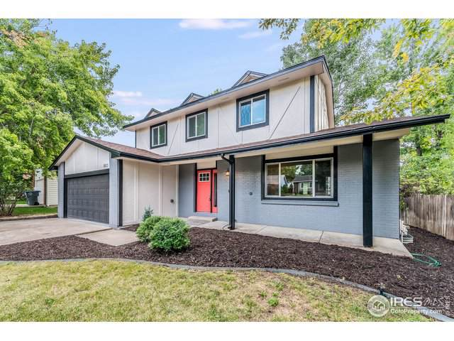 883 Elliott St, Longmont, CO 80504 (MLS #894189) :: Bliss Realty Group