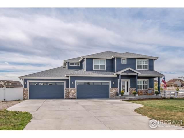 11162 E 162nd Pl, Brighton, CO 80602 (MLS #895068) :: 8z Real Estate