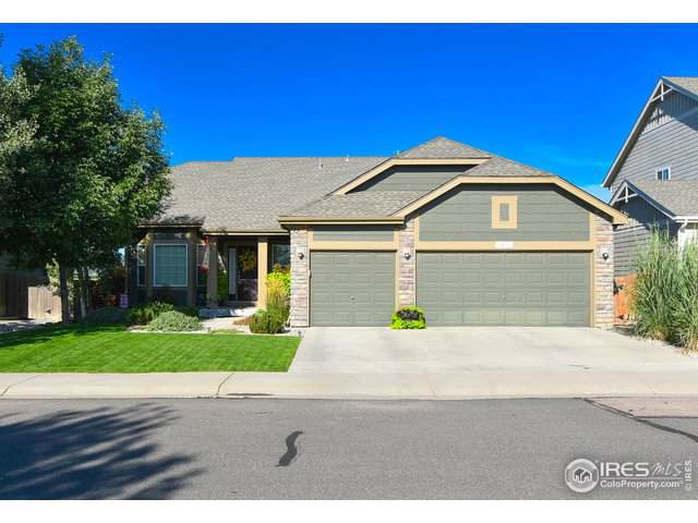 2436 White Wing Rd, Johnstown, CO 80534 (MLS #898006) :: Colorado Home Finder Realty
