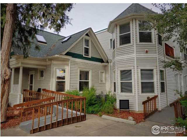 936 Kimbark 1 & 2, Longmont, CO 80501 (MLS #899667) :: Hub Real Estate