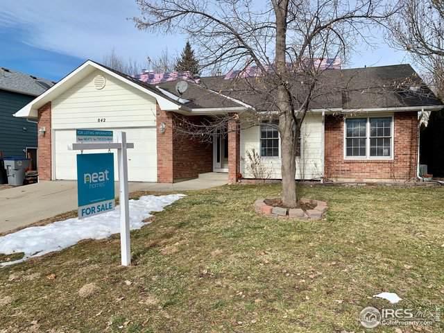 842 E 5th Ave, Longmont, CO 80504 (MLS #899998) :: 8z Real Estate